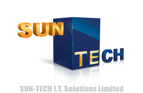 SUN-TECH I.T. SOLUTIONS LIMITED 3D Logo