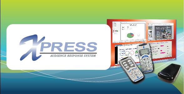XPRESS - Audience Response System