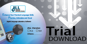 DLL - Digital Language Lab Software