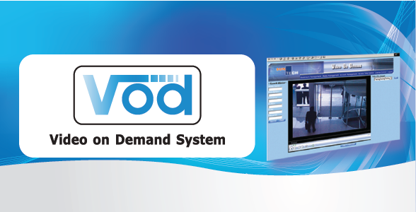 VOD - Video-on-Demand Software